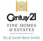 Century 21 Fine Homes Badge